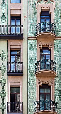 Buildings, Barcelona