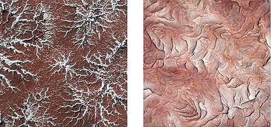 Earth & Mars