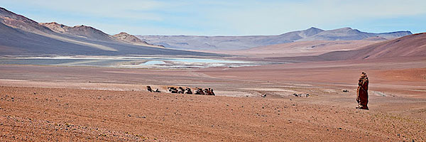 Monk Valley, Atacama Desert