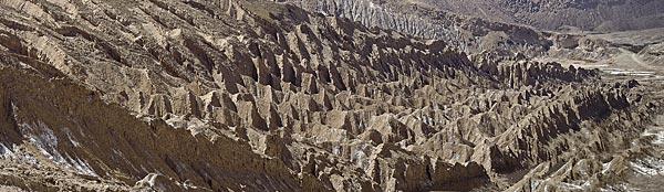 JAgged landscape, San Pedro de Atacama